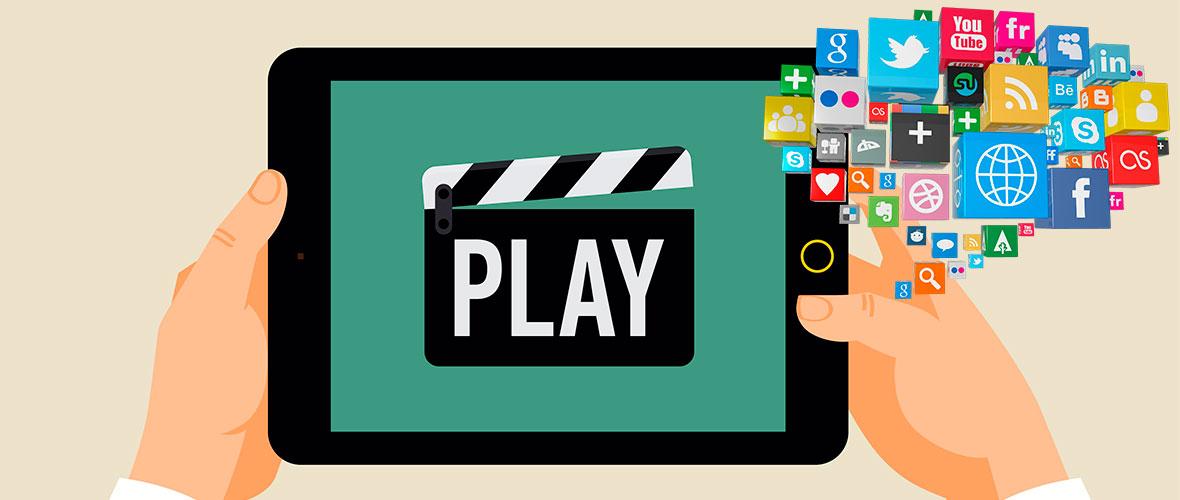 vídeomarketing en redes sociales